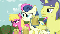 The ponies don&#39;t like the cider S2E15