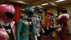 Gokaiger clones