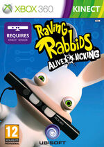 Raving Rabbids Alive &amp; Kicking