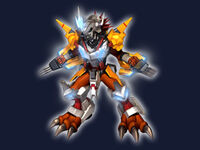 WarGreymon X (X-Evolution) t