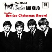 BEATLES 1964 CHRISTMAS FLEXI
