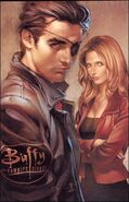 Buffy the Vampire Slayer Season Eight Vol 1 2-E
