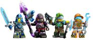 LEGO Universe Rayhawk Scouts