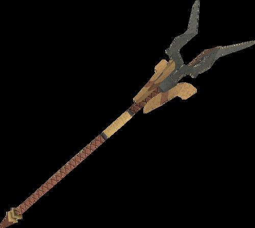 Dominion staff the runescape wiki for Domon power release