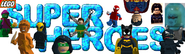 Super Heroes (Customs) Banner