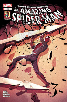 225px Amazing Spider Man Vol 1 679 Review: Amazing Spider Man issues #668 #672