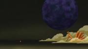 Bola gigante del Zorro de 9 colas