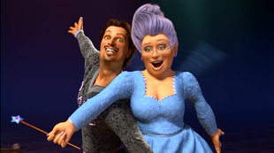Fairy Godmother Shrek 2 (2)
