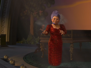 Fairy Godmother Shrek 2 (6)