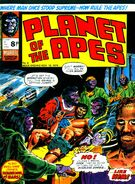 Planet of the Apes (UK) Vol 1 4