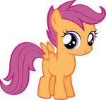 CastleCreator Scootaloo