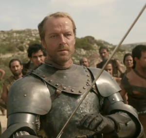 Jorah Fights Quotho