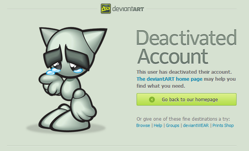 How To Delete DeviantArt Account – Solved
