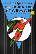Golden Age Starman Archives Vol 1 1