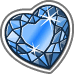 Diamond Heart-icon