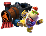 Bowser Jr Artwork