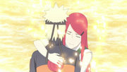 Kushina thanks Naruto