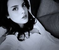Liz Gillies OldCamera