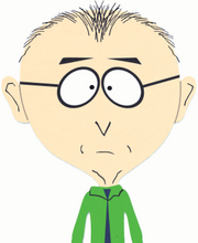 Mr Mackey