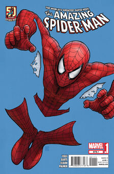 224px Amazing Spider Man Vol 1 679.1 Review: Amazing Spider Man issues #668 #672
