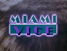 80th Vice Tercera temporada Miami Vice