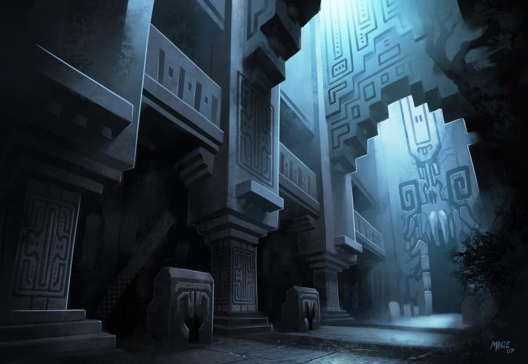 Filler históry - Acontecimentos no inferno - Página 4 Shadow_Temple_Interior