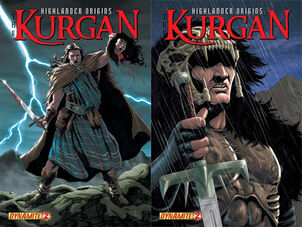 Origins kurgan