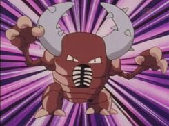 Samurai&#39;s Pinsir