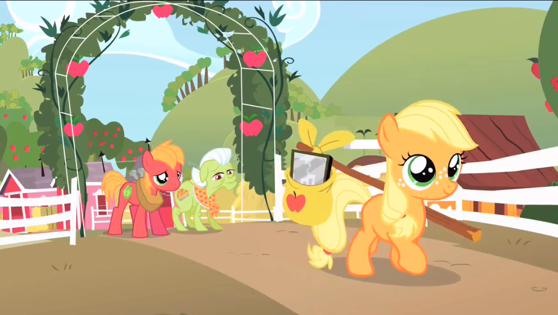 Filly_Applejack_leaving_Sweet_Apple_Acres_S1E23.png