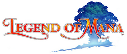 Legend of Mana Logo