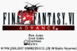 Ffvi advance title screen