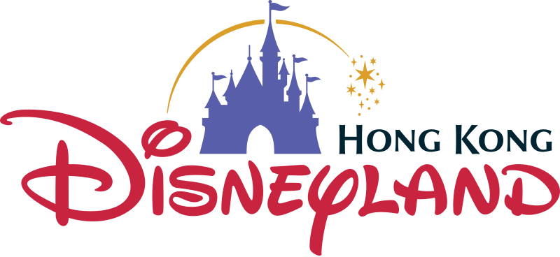 Hong Kong Disneyland logo