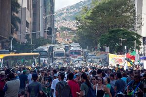 Medellin Colombia 2011 GMM