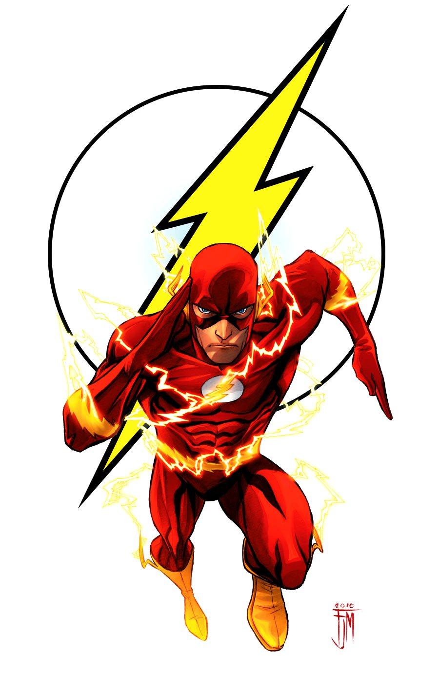 The flash bartholomew henry barry allen