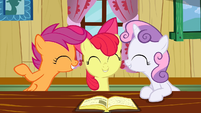 CMC smiling S2E17