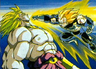 Broly-vs-vegeta