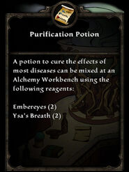 PurificationPotion