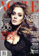 Adele Vogue