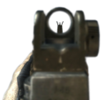 M16A4 Iron Sights MW3
