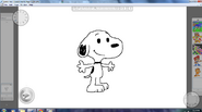 Snoopy By Metal
