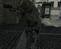 Urban Ghillie MW3