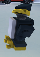 Deep Freeze Penguin
