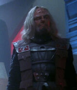 Klingon high council member 9, 2366