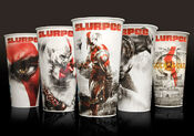 God of War cups