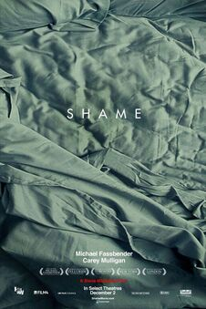 Shame poster