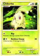 Chikorita (Call of Legends TCG)