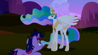 Celestia disappoint S02E03