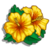 Yellow Hibiscus-icon