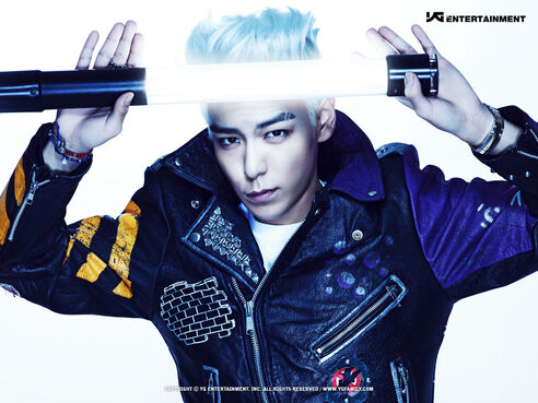 T.O.P GD&amp;TOP