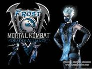 Frost wallpaper